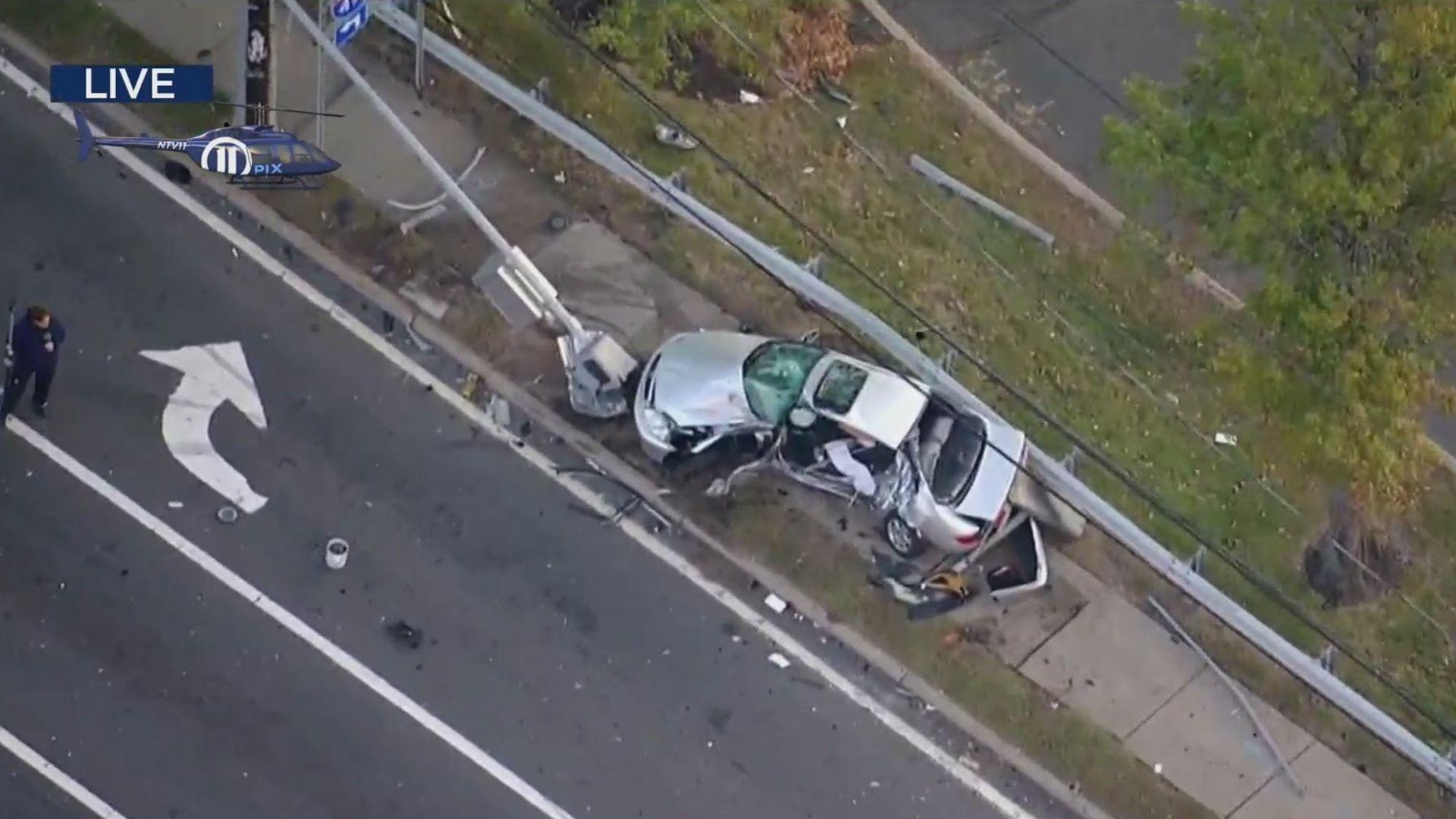Long Island deadly crash