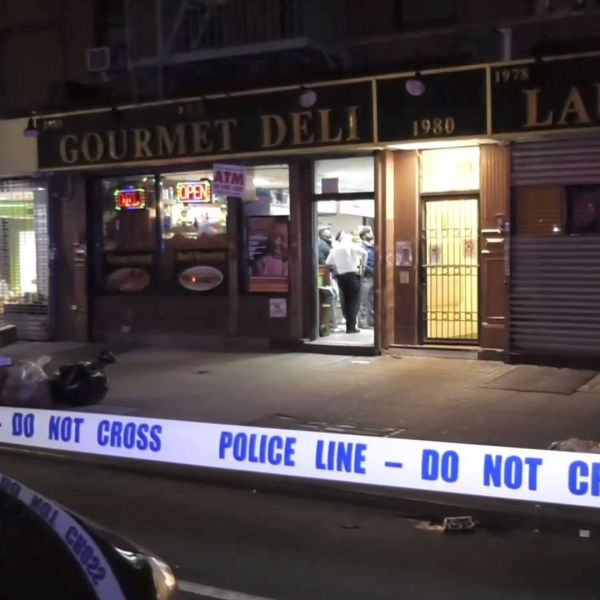 Fatal stabbing at East Harlem deli