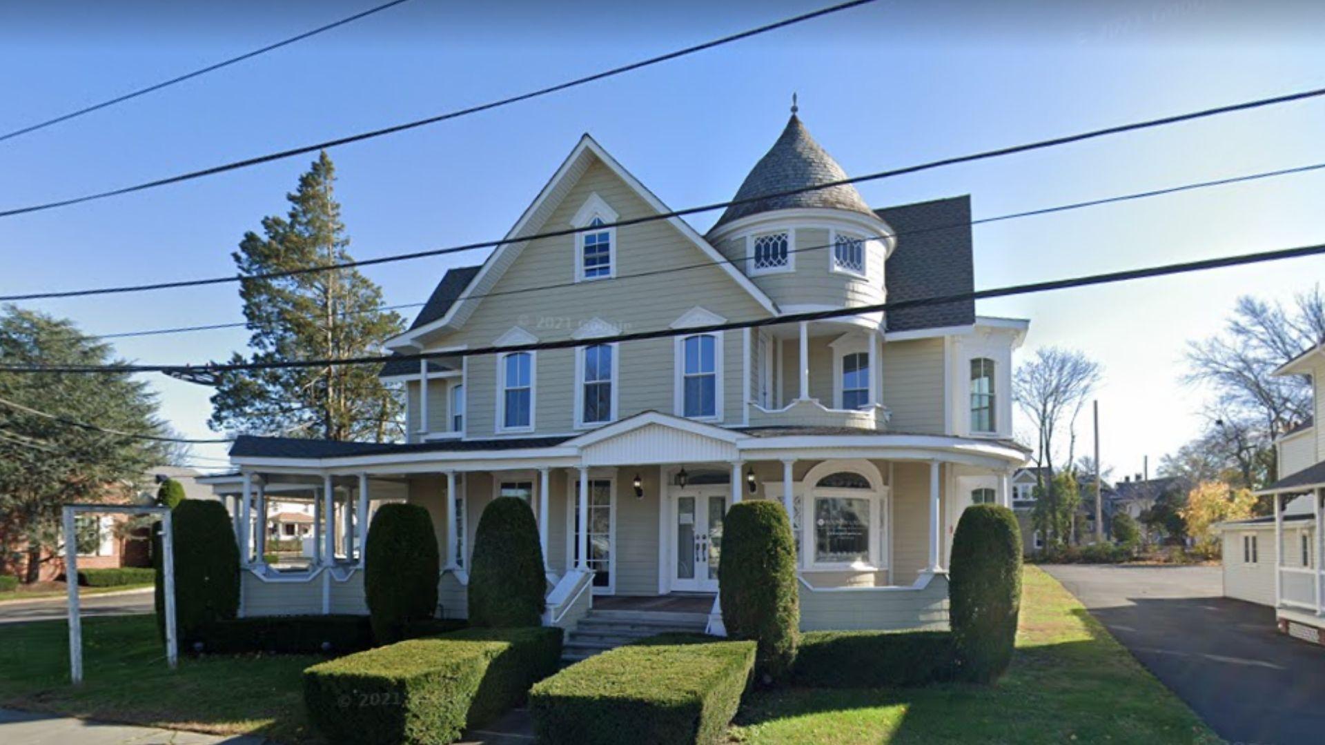 'Sabrina' NJ house for sale