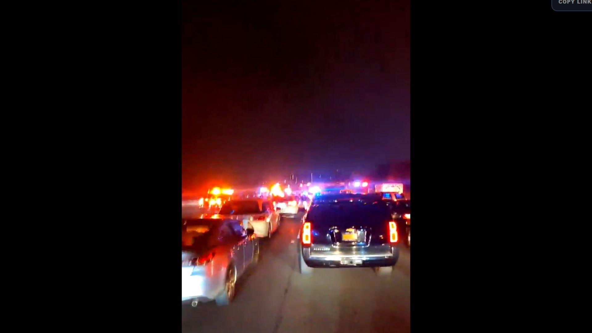 Belt Parkway crash