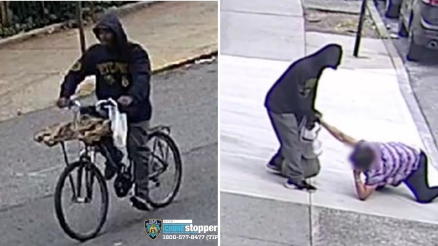 Brooklyn violent attempted robbery