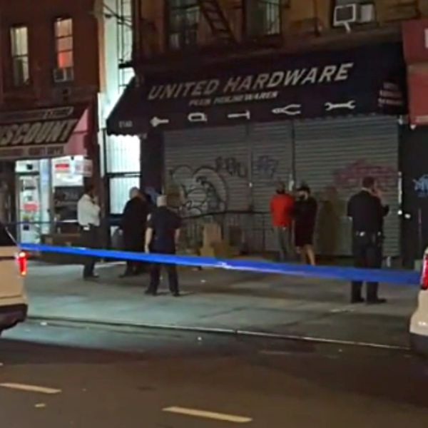 2 teens shot in Harlem: NYPD