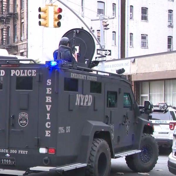 Harlem police-involved shooting