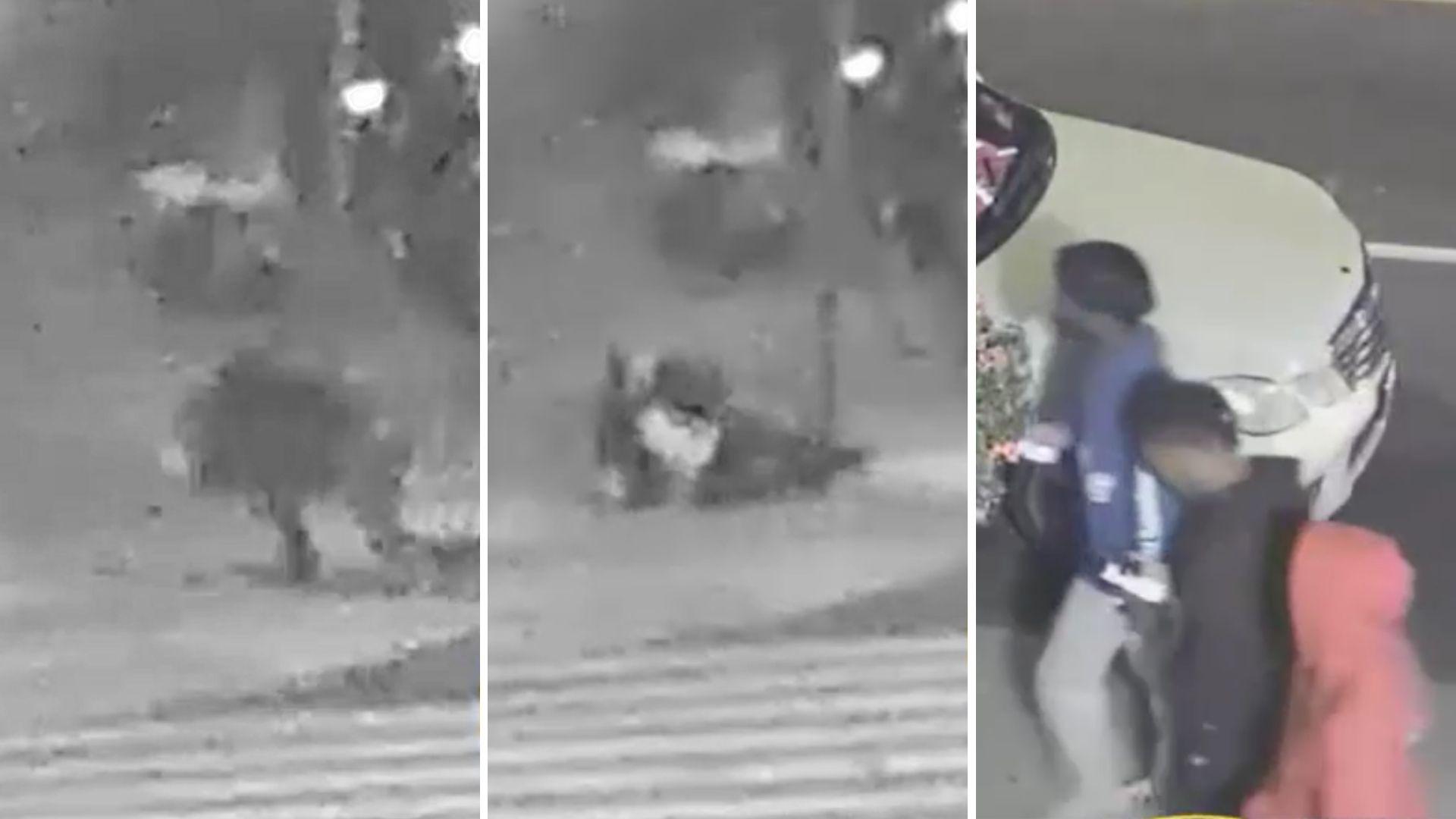 Jewish man struck by unknown object in Brooklyn
