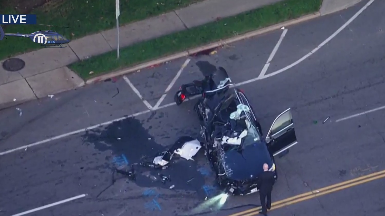 Deadly West Hempstead crash on Long Island