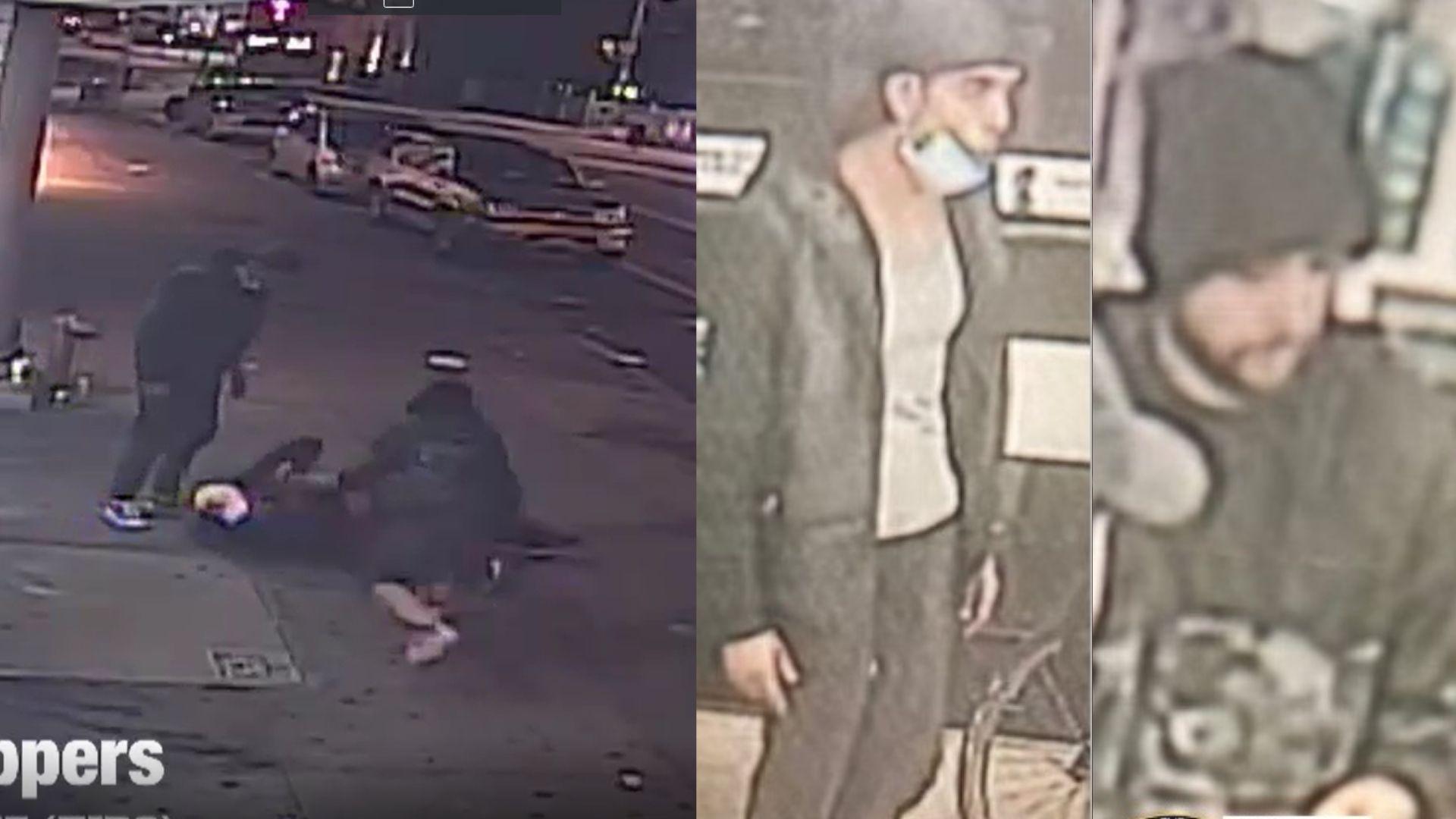 Lower Manhattan 7-Eleven robbery