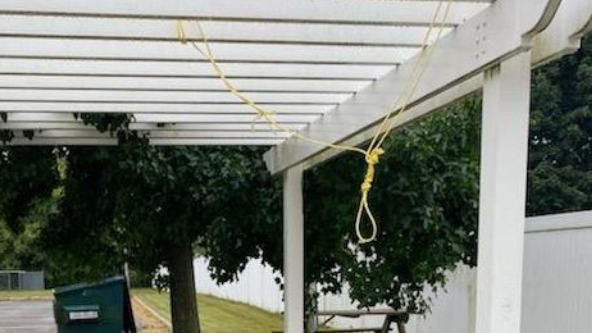 Noose found at Long Island senior center