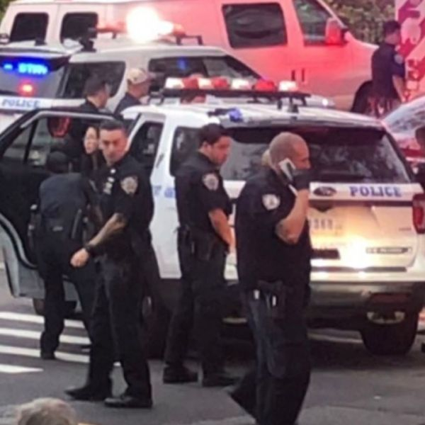 Off-duty officer arrested after double shooting in Brooklyn