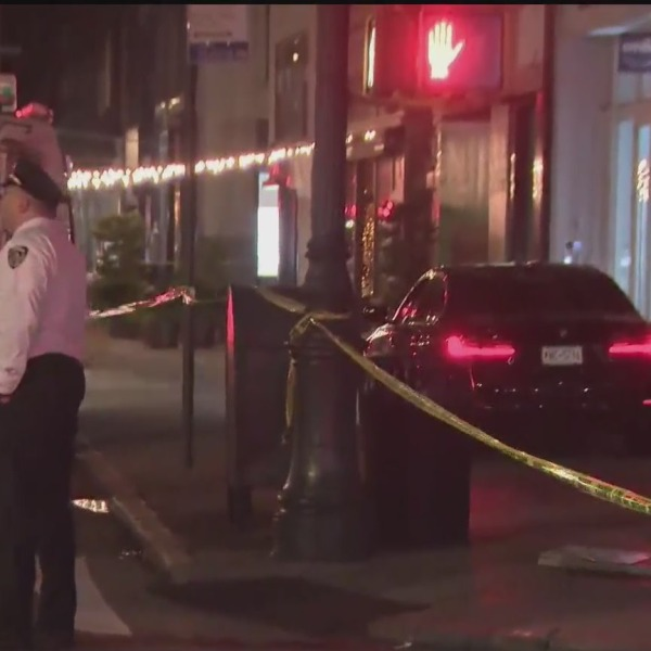 Manhattan police-involved shooting