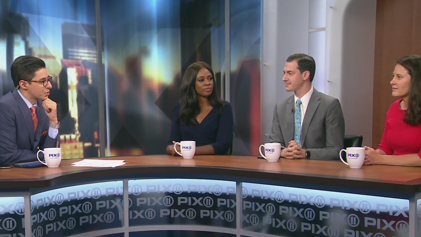 PIX on Politics panel