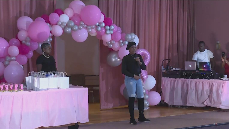 Brookdale Hospital breast cancer makeover event