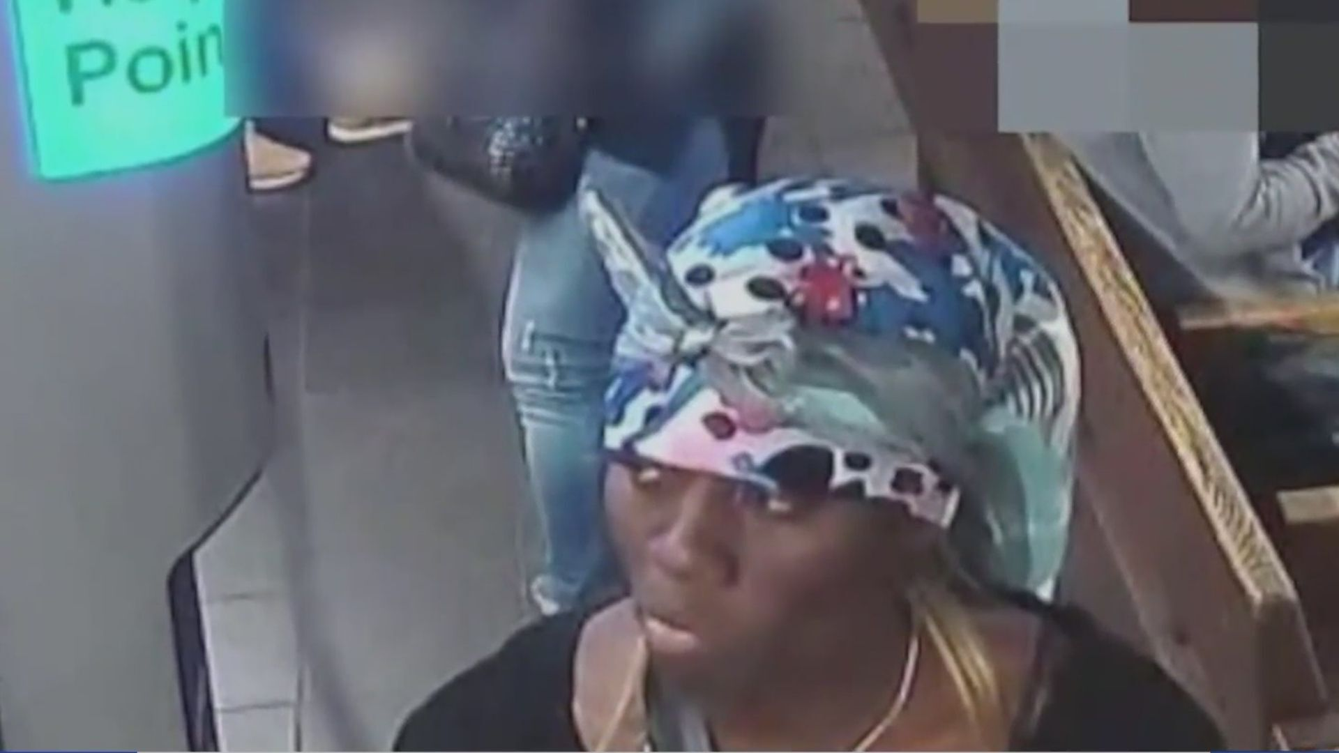 Suspect in Times Square subway shoving